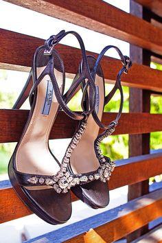Playa del Carmen Wedding by Amber Events + Elizabeth Medina Photography Stiletto Heels, High Heels, Shoes Heels, Flats, Princess Jasmine Wedding, Charlotte Olympia, Gladiator Sandals, Jimmy Choo, Me Too Shoes