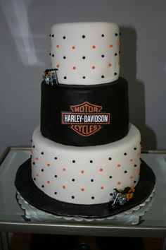Harley Cake that I did recently. www.cakeconfections.net