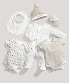 Unisex Essentials 6 Piece Set - Multipacks - Mamas & Papas
