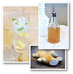 Finding My Aloha: Hawaiian Ginger Cooler plus two more summer beverage recipes!