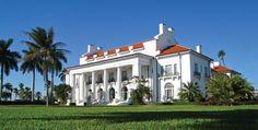 Henry Morrison Flagler Museum, Palm Beach, Florida