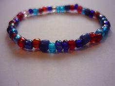 multi-color bracelet $1.00