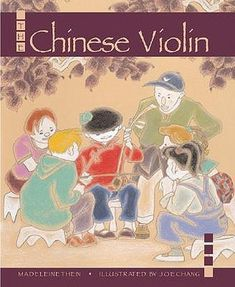 When Lin Lin and her father immigrate to Canada from China, they bring with them one of their most treasured possessions - a traditional Chinese violin.