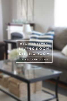 Come see our plans for the next big makeover in this new video tour! | LoveGrowsWild.com