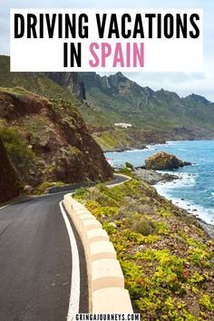 This article covers the top driving vacations in Spain, including an Andalusia road trip, road trips from Barcelona and Madrid, Galicia, and northern Spain road trips. | spain road trip north to south | Spain road trip from barcelona | spain road trip 10 days | spain road trip 1 week | andalucia road trip | road trips spain | driving holiday spain | driving itinerary spain | spain road trip itinerary | travel spain by car | best road trips spain