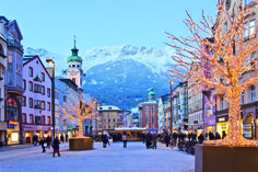 Innsbruck, Austria (webpage full of gorgeous background quality photos)