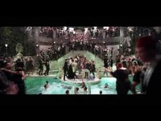 Gatsby style: The original houses which inspired F. Scott Fitzgerald, and the new film sets and interior design from The Great Gatsby 2013 The Great Gatsby 2013, Great Gatsby Fashion, Great Gatsby Wedding, House Party Movie, Party Scene, Movie Scene, O Grande Gatsby, Gatsby Movie, Jay Gatsby