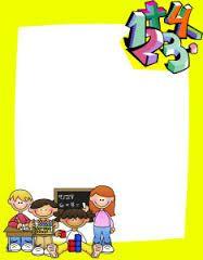 Resultado de imagen para utiles escolares animados