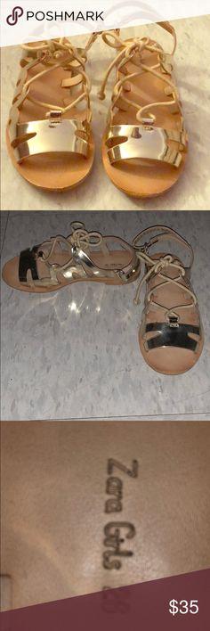 815339731 Zara Toddler sandals Gently used Zara Shoes Sandals & Flip Flops Kids  Sandals, Flip Flop