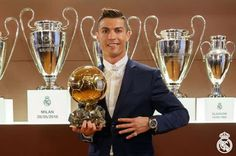 King Ronaldo Real Madrid Forward Wins Fourth Ballon d'Or     Portugal and Real Madrid forward Cristiano Ronaldo has won the Ballon d'Or for a fourth time. Ronaldo was part of teams which won both the European Championships and the Champions League during the 2016/17 season.The 31years oldtopped the poll of 173 journalists worldwide with Barcelona and Argentina forward and five-time Ballon d'Or winner Lionel Messi in second position and Antoine Griezmann of Atletico Madrid and France…
