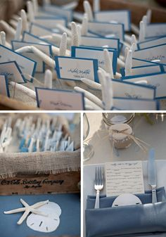 CUTE place settings!