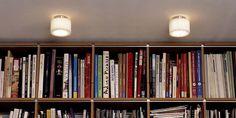 Minka, Bookcase, Ceiling, Shelves, Design, House, Home Decor, Ceilings, Shelving