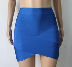 Rayon Elastic Women Skirts Mini Sexy Slim Pencil Clubwear Suitable Casual