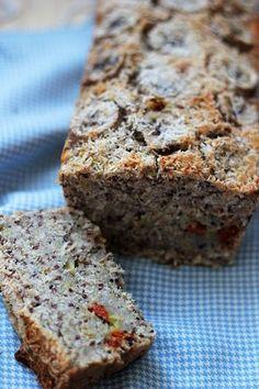 Quinoa Kokos Banaan Brood | De Bakparade | Bloglovin'