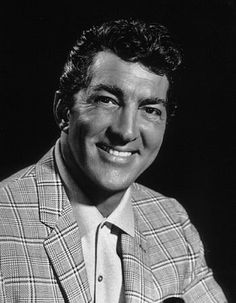 Younger Dean Martin - ladies' man.