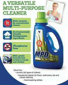 Forever Aloe MPD Introducing Forever Aloe MPD – a liquid detergent that is highly effective and economical. Forever Aloe MPD® is a multi-purpose, liquid concentrated detergent. This safe, concentrated, liquid detergent is great for lifting grime, cutting through grease and removing stains without scratching or marking surfaces. It is versatile enough to do the job of many similar products on the market with a major cost savings. #gabokakucko