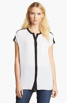 NYDJ Colorblock Tunic available at #Nordstrom
