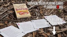 Wistia video thumbnail - PS - TW - Survival Playing Cards - Live