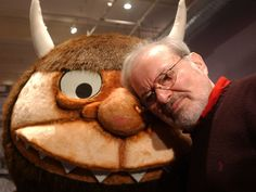 Maurice Sendak (June 10, 1928 – May 8, 2012) by Korva Coleman, npr: 'Maurice Sendak wrote and/or illustrated more than 100 books during his career. He received a National Book Award, a Caldecott Medal, the Hans Christian Andersen Award for children's book illustration, and the National Medal of Arts,' John Dugdale/Harper Collins Chilren's Books.  Listen to the interviews on Fresh Air, npr. #Maurice_Sendak #npr #Fresh_Air #Korva_Coleman #John_Dugdale
