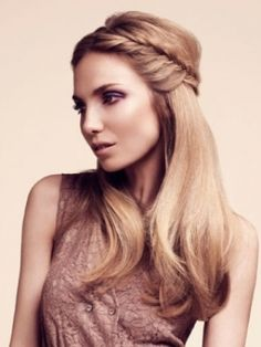 Fall Hair Styling for Long Hair