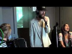 Edward Sharpe and The Magnetic Zeros - Man On Fire - YouTube