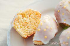 Zitronenmuffins - Muffin Rezept