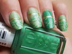 Secretary`s Nail Art: If a tree falls in a forest and no one is around to hear it, does it make a sound? #secretarysnailart #nailart #cheeky #cheekygirlschallenge #CH50