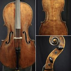 A circa 1800's Petite Full #Bohemian #cello with a wonderful tone is available for examination and trial. #cellist #BenningViolins