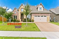 This hand built house in the community of Woodcreek is truly impressive. The ten foot ceilings and eight foot doors are amazing. Dr Fate, New Home Builders, Florence, Building A House, New Homes, Real Estate, Mansions, House Styles, Home Decor