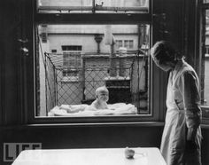 Baby Cage, 1937 The Baby Cage was designed to let your kids get some sun lights even if a patio is not available in your apartment.