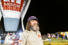 Fedor Konyukhov landed in Australia Saturday, 11 days after he began his solo, nonstop circumnavigation of the globe.