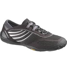 I REALLY want these shoes!! Barefoot Run Pace Glove Wide Width - Women's - Barefoot Shoes - J35706W | Merrell