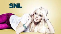 Lindsay Lohan, SNL    She bombed it