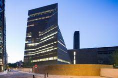 Tate Modern's Blavatnik Building (Switch House) / Herzog & de Meuron © Iwan Baan