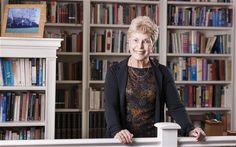 Ruth Rendell: the peer who never stops plotting
