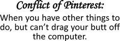Conflict Pinterest