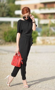 Not Your Average Style Fix: A jumpsuit thing