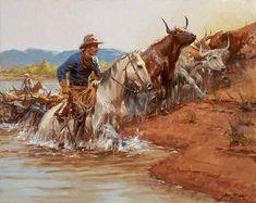 ANDY THOMAS River Crossing-SR
