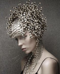 Hair/Maxim.lazarev  Make up/Yana Novikova Photo/Karen Kanaian Styling/Pasha Pavlo