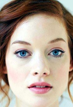And for the horrideous Aramantha, JANE LEVY. Because there's something in that awful cold stare. Beautiful Redhead, Beautiful Girl Image, Beautiful Eyes, Beautiful Women, Beautiful People, Emma Beauty, True Beauty, Beauty Women, Jane Levy