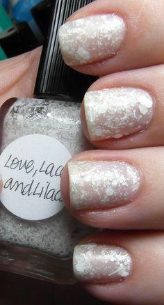 Lynnderella Love, Lace and Lilacs