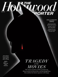THR Cover: Reflections on 'The Dark Knight Rises' Tragedy