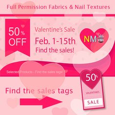 Valentines Marketplace Sale Full Perm Textures. Upon popular request we have initiated the first Valentines sale. The Valentines sale has just started!
