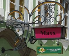 Kaufbeuren - café Maxx am Rathaus