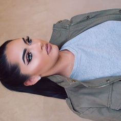 girl fashion outfit style clothes hair lips eyes beauty shoes high heels kylie jenner karlaj
