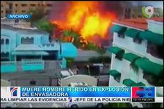Muere Uno De Los Heridos En Explosión De Envasadora De GLP #Video