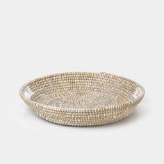 Hand Woven Grass Basket