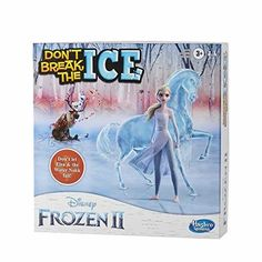Don't Break The Ice Disney Frozen 2 Edition Fun Games For Kids, Games For Girls, Birthday Gifts For Kids, 10th Birthday, Birthday Parties, 1 Player Games, Ice Games, Unique Gifts For Girls, Frozen Characters