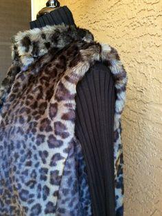 #Walterbakervest  www.theleopardladyboutique.com