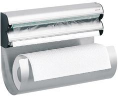 Küchenrollenhalter Wand wall mounted roll holder parat royal this is such a space saver